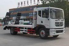 程力威牌CLW5165TPB4型平板运输车