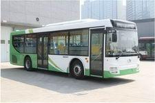 京华牌BK6100LNG型城市客车