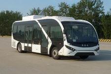 8米青年JNP6803BEV1纯电动城市客车