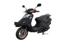 浩爵牌HJ100T型两轮摩托车图片