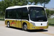 6.5米福田BJ6650EVCA-2纯电动城市客车