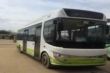 8.5米南车时代TEG6850BEV03纯电动城市客车