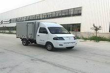 达福迪牌JAX5026XXYBEVF216LB15M2X1型纯电动厢式运输车图片