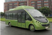 6.8米恒通客车CKZ6680HBEVF纯电动城市客车