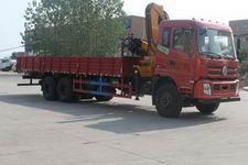 CLW5250JJHT4型程力威牌计量检衡车图片