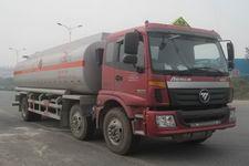 豫新牌XX5253GYYA4型运油车图片