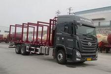 神鹰牌YG5250TYCKPQ70M型运材车图片