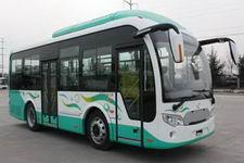 8.3米飞燕SDL6831EVG纯电动城市客车
