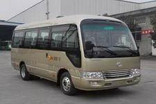 6米蜀都CDK6603BEV1纯电动客车