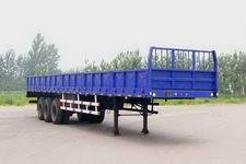 迅力10.6米28吨3轴半挂车(LZQ9350)