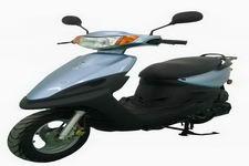 林海雅马哈牌LYM100T-3型两轮摩托车图片