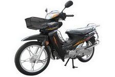 力阳牌LY110-13型两轮摩托车图片