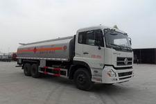 楚胜牌CSC5250GHYA12型化工液体运输车图片