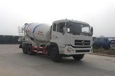 CSC5251GJBA4型楚胜牌混凝土搅拌运输车图片