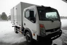 郑州日产国四微型厢式运输车131马力5吨以下(ZN5040XXYA1Z4)