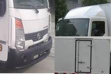日产(NISSAN)牌ZN5040XXYA1Z4型厢式运输车图片