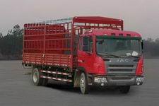 江淮格尔发国四单桥仓栅式运输车152-184马力5-10吨(HFC5166CCYK1R1ZF)