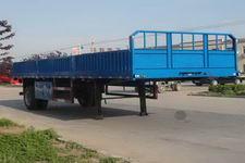 昊统8.5米12.5吨1轴半挂车(LWG9160)