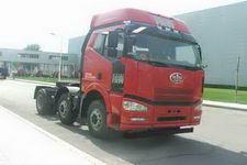 一汽解放 J6P重卡 390马力 6X2牵引车
