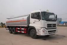 SGZ5250GRYD4A12型华威驰乐牌易燃液体罐式运输车图片