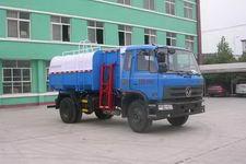 东风12立方挂桶垃圾车