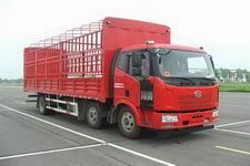 一汽解放国四前四后四仓栅式运输车189-224马力5-10吨(CA5190CCYP62K1L7T3E4)