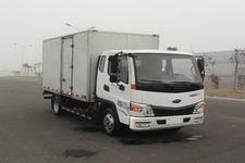 开瑞绿卡国四单桥厢式运输车118-131马力5吨以下(SQR5041XXYH01D)