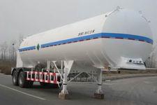 建安特西维欧牌BJG9330GDY型低温液体运输半挂车