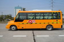 解放牌CA6681PFD81S型小学生专用校车图片3