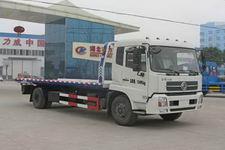 东风天锦平板清障车(CLW5120TQZD4程力威清障车)