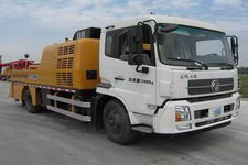 XZJ5121THB型徐工牌车载式混凝土泵车图片