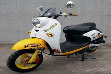 创新牌CX48QT-3B型两轮轻便摩托车图片