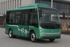 6.7米中通纯电动客车