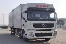 陕汽重卡国四前四后四厢式运输车220-299马力10-15吨(SX5256XXY4K549)