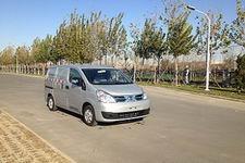 吉奥牌GA5020XXYSBEV型纯电动厢式运输车