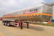 瑞江牌WL9402GSY型铝合金食用油运输半挂车图片