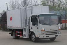 程力威牌CLW5041XYY4型医疗废物转运车