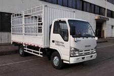 庆铃牌QL5040CCY3HARJ型仓栅式运输车