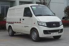 吉奥牌GA5021XXYSBEV型纯电动厢式运输车
