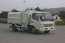 恒同牌HTC5042ZZZ33D4型自装卸式垃圾车图片