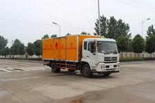 天锦6.2米易燃液体厢式运输车