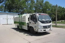 北重电牌BZD5041ZZZ-AA型自装卸式垃圾车图片