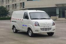 红星牌HX5028XXYVEV型纯电动厢式运输车