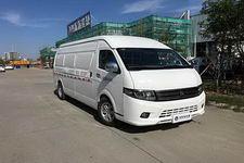 达福迪牌JAX5044XXYBEVF230LB70M2X2型纯电动厢式运输车图片