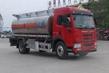 解放J5虎v运油车