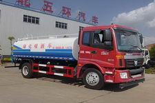 HCQ5163GPSBJ型华通牌绿化喷洒车图片