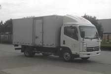 凯马牌KMC2042XXYA33D5型越野厢式运输车图片