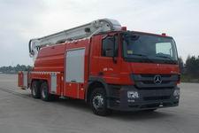 XZJ5313JXFJP19型徐工牌举高喷射消防车图片