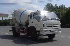 福田时代3至6方混凝土搅拌运输车