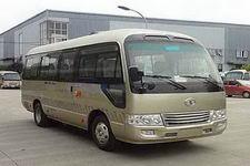 6米解放CDL6606BEV纯电动客车